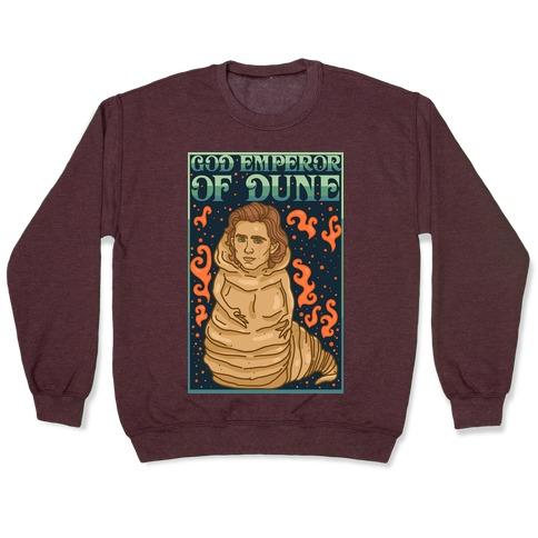 God Emperor Of Dune Timothe Chalamet Pullover