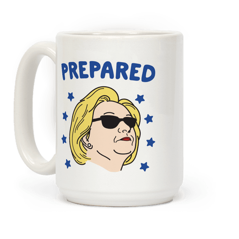 Prepared Hillary Clinton
