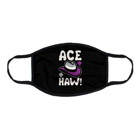 Ace Haw Flat Face Mask