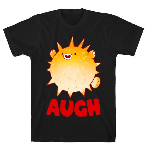 Augh Pufferfish T-Shirt