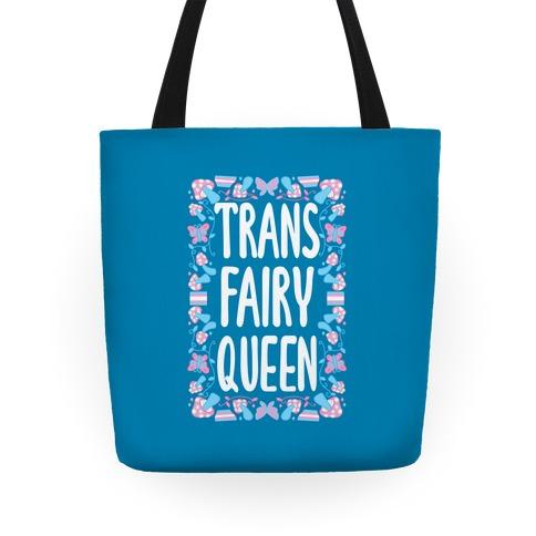 Trans Fairy Queen Tote