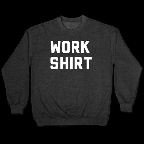 Work Shirt Pullover