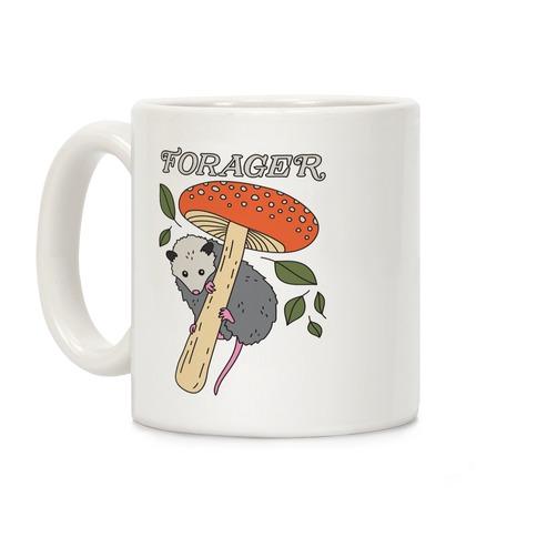 Forager Opossum Coffee Mug