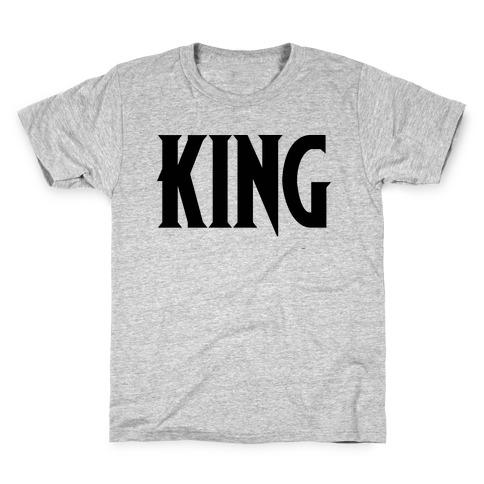 King Parody Kids T-Shirt