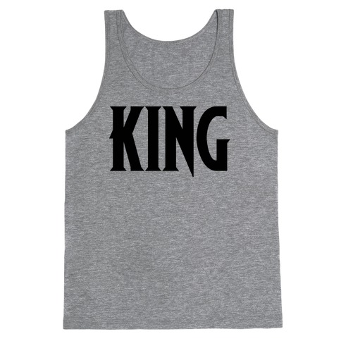 King Parody Tank Top