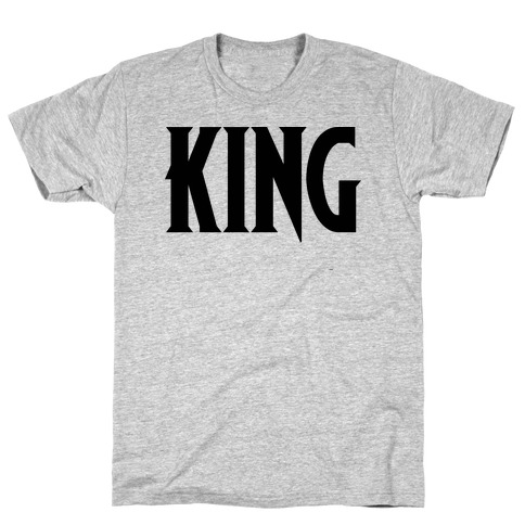 King Parody Mens T-Shirt