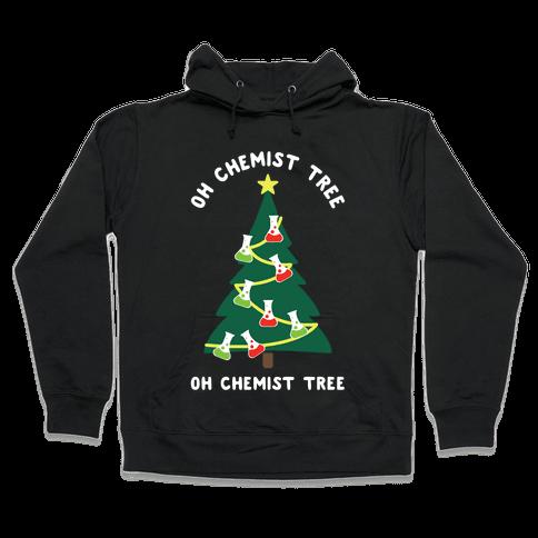 Oh Chemist tree Oh Chemist tree Hooded Sweatshirt