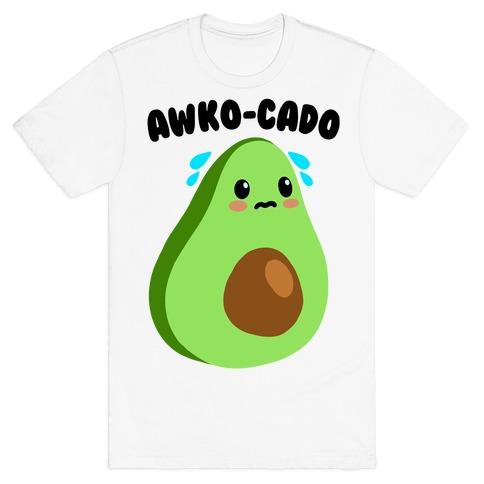 Awko-Cado Avocado T-Shirt
