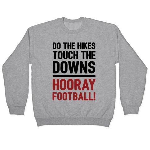 Hooray Football Pullover