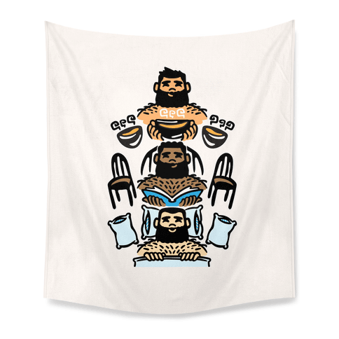 The 3 Bears Tapestry