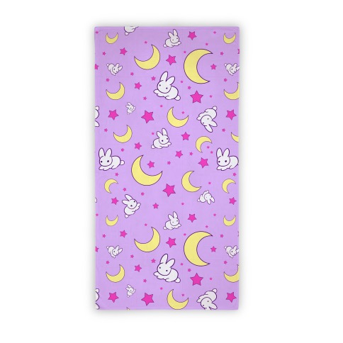 Sailor Moon's Bedding Beach Towel