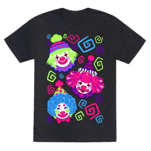 Kawaii Clowns T-Shirt