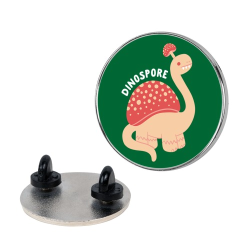 Dinospore Pin