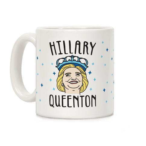 Hillary Queenton Coffee Mug