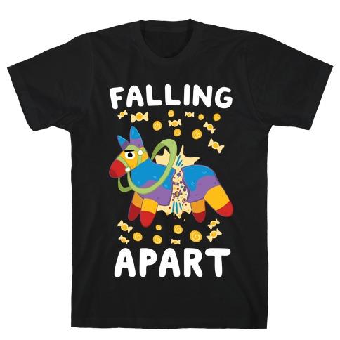 Falling Apart Pinata T-Shirt