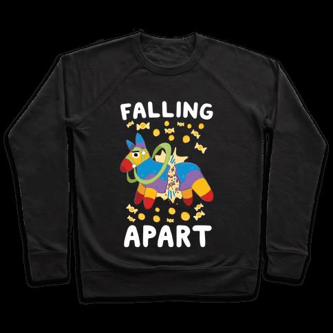 Falling Apart Pinata Pullover