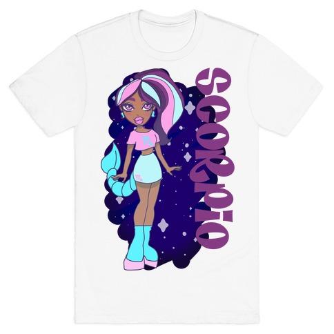 Zodiac Dollz: Scorpio T-Shirt