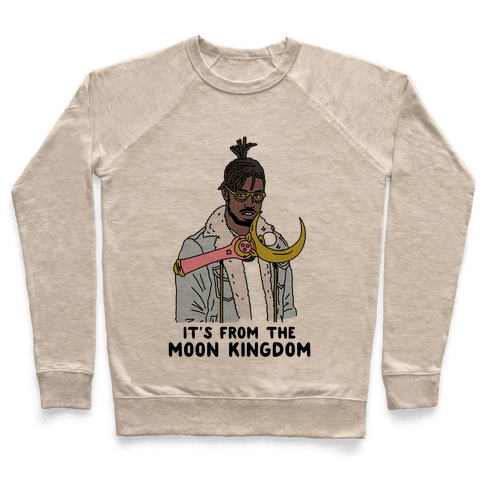It's From The Moon Kingdom Pullover