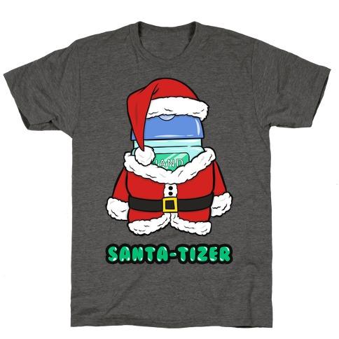 Santa-tizer T-Shirt
