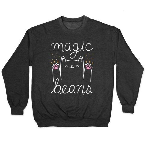 Magic Beans Cat Pullover