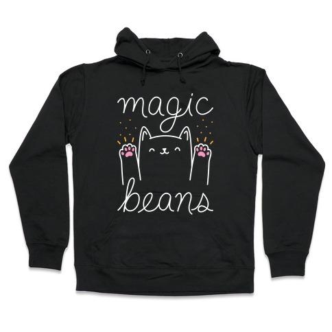 Magic Beans Cat Hooded Sweatshirt