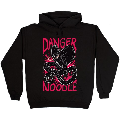 Danger Noodle Hooded Sweatshirt