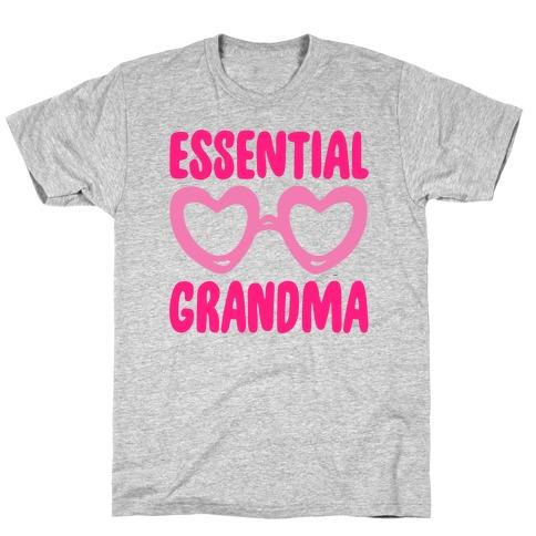 Essential Grandma Mens/Unisex T-Shirt