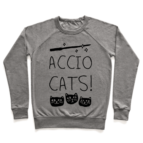 Accio Cats Pullover