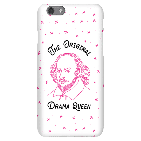 The Original Drama Queen Shakespeare Phone Case