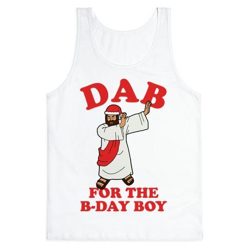 We gonna Party Like It's My Birthday Jesus Dab Tank Top