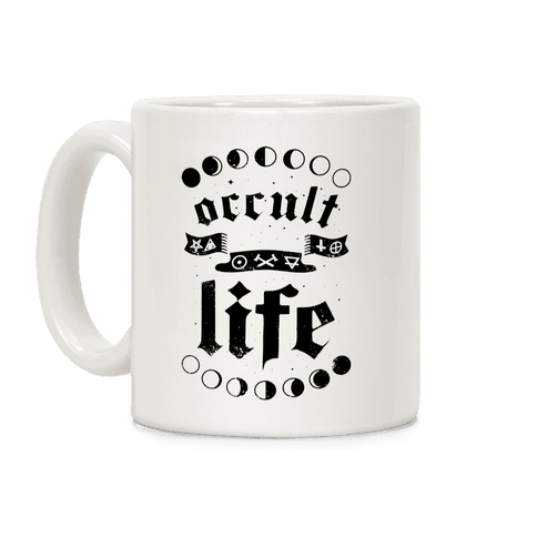 Occult Life Coffee Mug