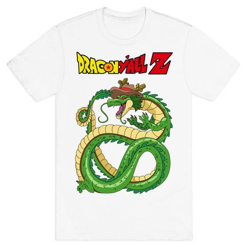 Dragon Y'all Z T-Shirt