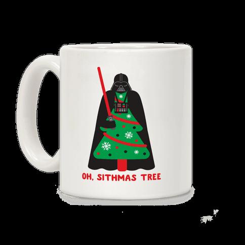 Oh, Sithmas Tree Coffee Mug