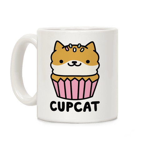 Cupcat Coffee Mug
