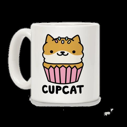 Cupcat Coffee Mug