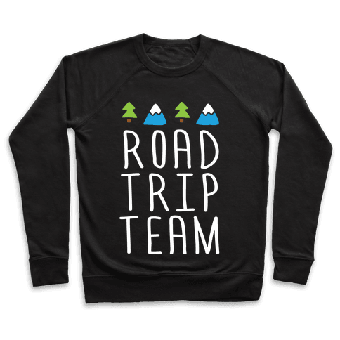 Road Trip Team Pullover