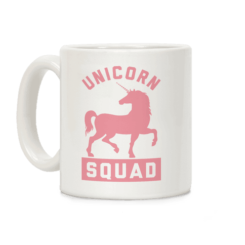 Unicorn Squad Coffee Mug
