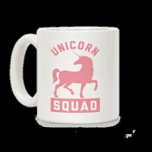 Unicorn Squad Coffee Mug
