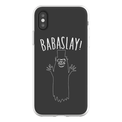 Babaslay Parody Phone Flexi-Case