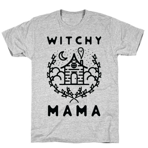 Witchy Mama T-Shirt