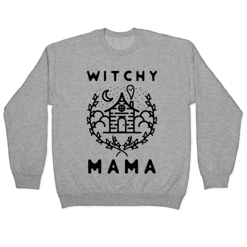 Witchy Mama Pullover