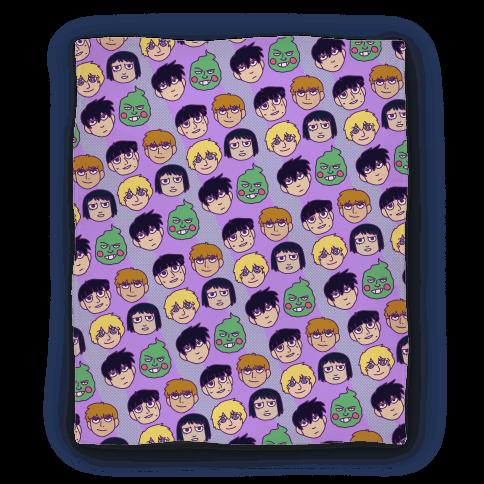 Mob Psycho 100 Pattern Blanket