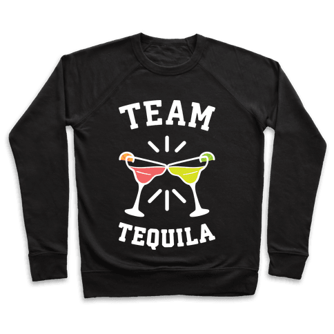 Team Tequila (White) Pullover