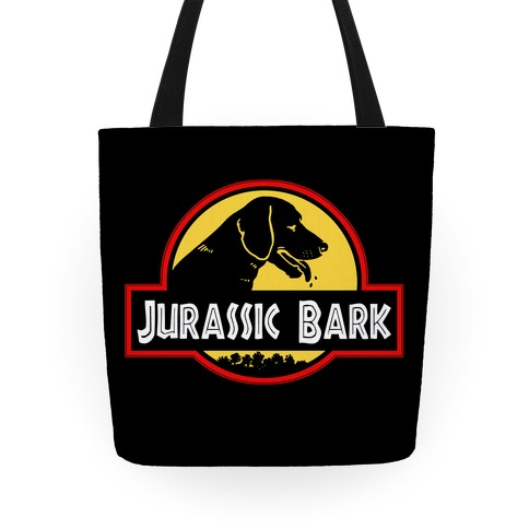 Jurassic Bark Tote