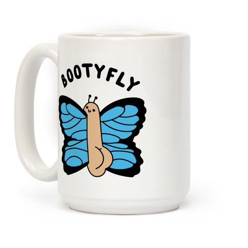 Bootyfly Coffee Mug