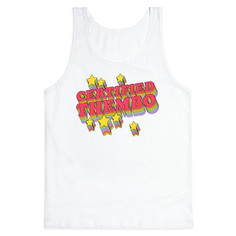 Certified Thembo  Tank Top