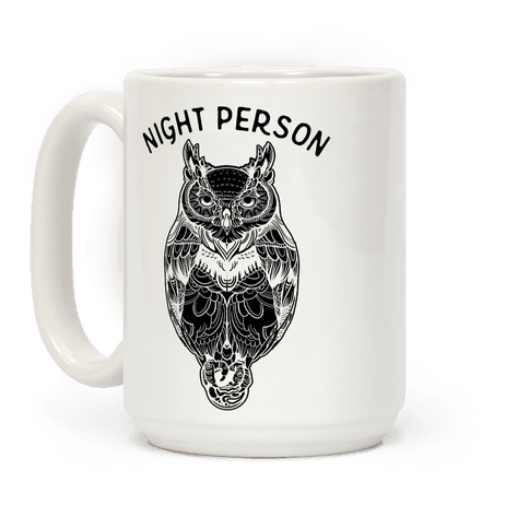 Night Person Owl