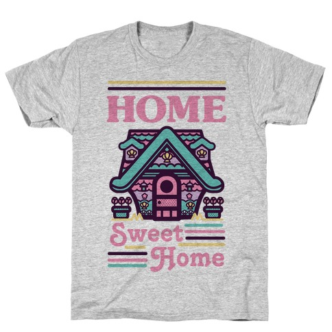 Home Sweet Home Mermaid Series Exterior T-Shirt