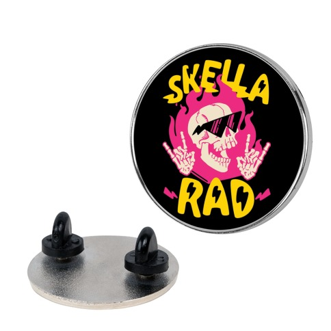 Skella Rad Pin