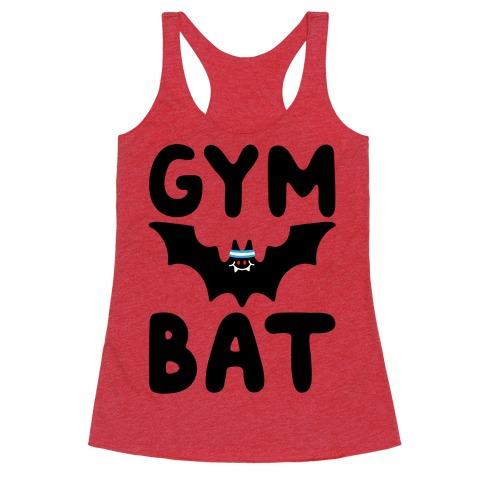Gym Bat Racerback Tank Top